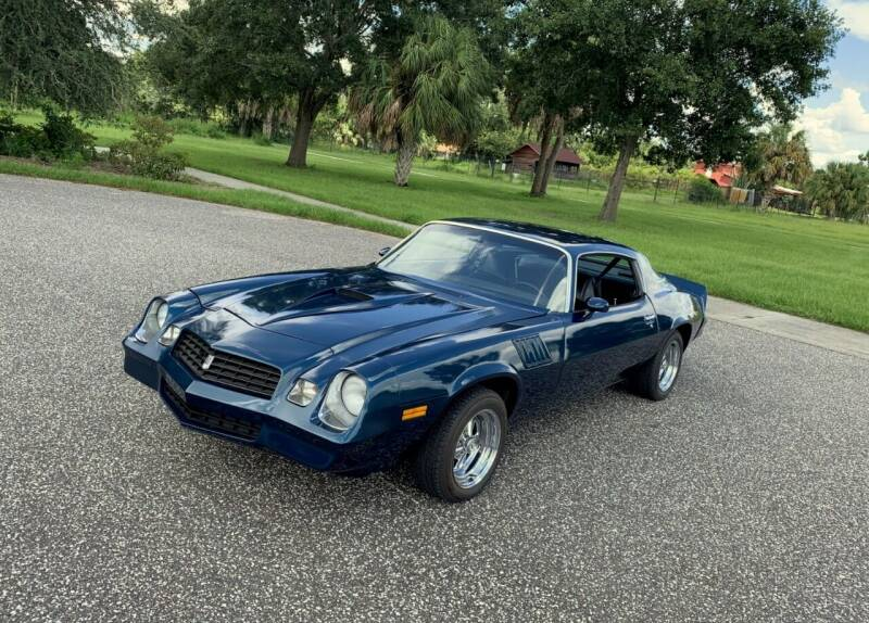 1979 Chevrolet Camaro for sale at P J'S AUTO WORLD-CLASSICS in Clearwater FL