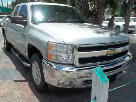 2011 Chevrolet Silverado 1500 for sale at PJ's Auto World Inc in Clearwater FL