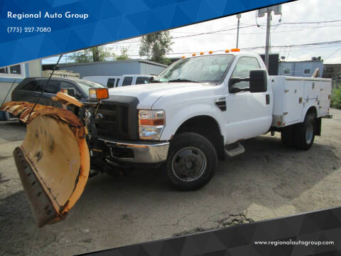 2008 Ford F-350 Super Duty for sale at Regional Auto Group in Chicago IL