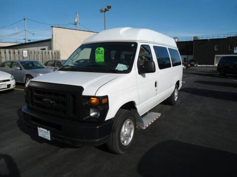 2009 Ford E-Series Cargo for sale at FLEET AUTO SALES & SVC in West Allis WI