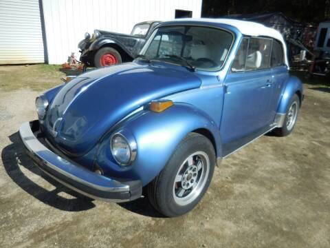 1977 Volkswagen Beetle Convertible for sale at Classic Cars of South Carolina in Gray Court SC