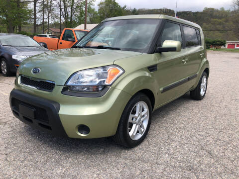 2011 Kia Soul for sale at Used Cars 4 You in Serving NY