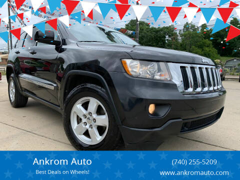 2011 Jeep Grand Cherokee for sale at Ankrom Auto in Cambridge OH