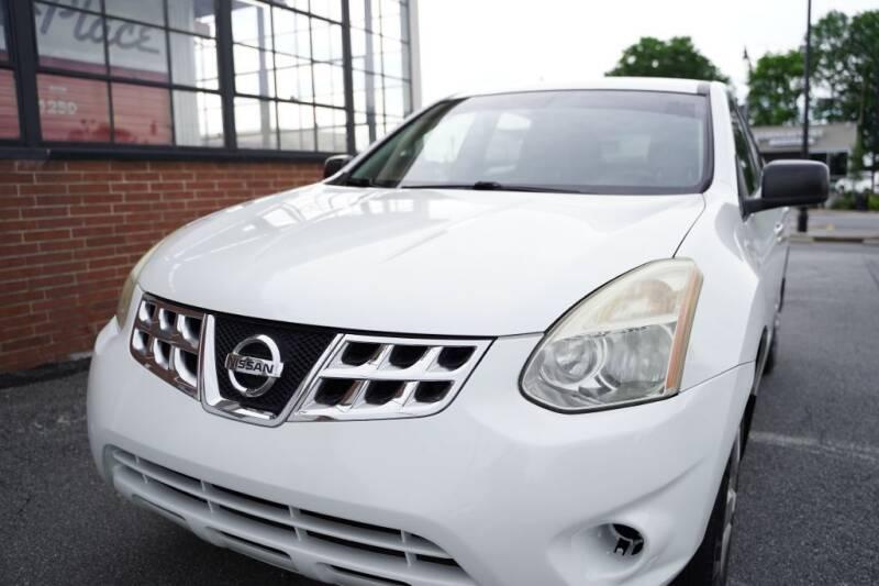 2011 Nissan Rogue for sale at Atlanta's Best Auto Brokers in Marietta GA