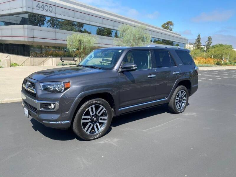 2018 Toyota 4Runner for sale at CAS in San Diego CA