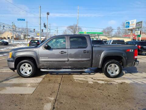 2011 GMC Sierra 1500 for sale at Bob Boruff Auto Sales in Kokomo IN