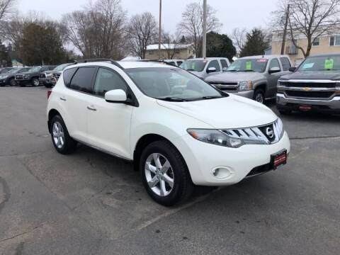 2009 Nissan Murano for sale at WILLIAMS AUTO SALES in Green Bay WI