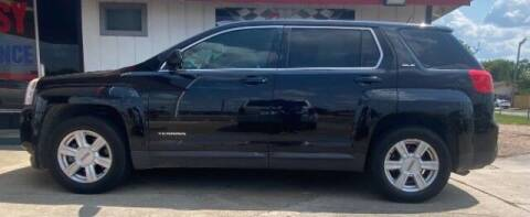 2015 GMC Terrain for sale at Car Country in Victoria TX