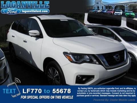 2020 Nissan Pathfinder for sale at Loganville Ford in Loganville GA