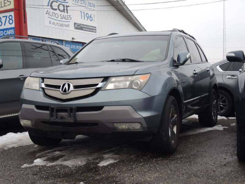 2007 Acura MDX for sale at My Car Auto Sales in Lakewood NJ