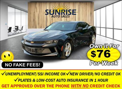 2016 Chevrolet Camaro for sale at AUTOFYND in Elmont NY