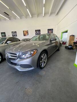 2016 Mercedes-Benz C-Class for sale at GCR MOTORSPORTS in Hollywood FL