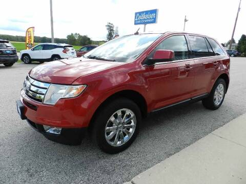 2010 Ford Edge for sale at Leitheiser Car Company in West Bend WI