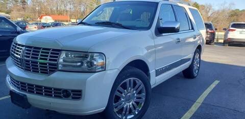 2008 Lincoln Navigator for sale at Used Imports Auto - Metro Auto Credit in Smyrna GA