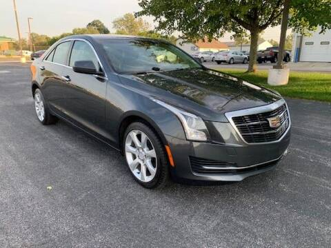 2016 Cadillac ATS for sale at Dunn Chevrolet in Oregon OH