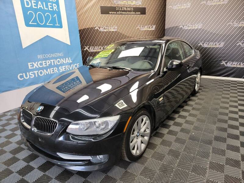 2013 BMW 3 Series for sale at X Drive Auto Sales Inc. in Dearborn Heights MI