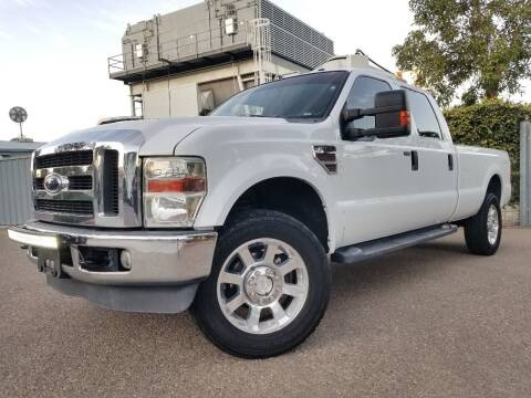 2009 Ford F-350 Super Duty for sale at San Diego Auto Solutions in Escondido CA