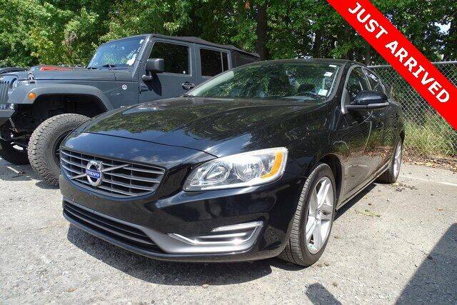2015 Volvo S60 for sale at Brandon Reeves Auto World in Monroe NC