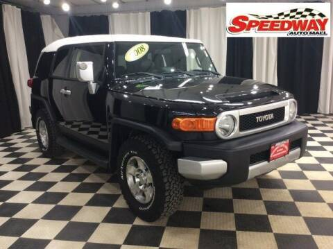2008 Toyota FJ Cruiser for sale at SPEEDWAY AUTO MALL INC in Machesney Park IL