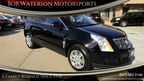 2010 Cadillac SRX for sale at Bob Waterson Motorsports in South Elgin IL