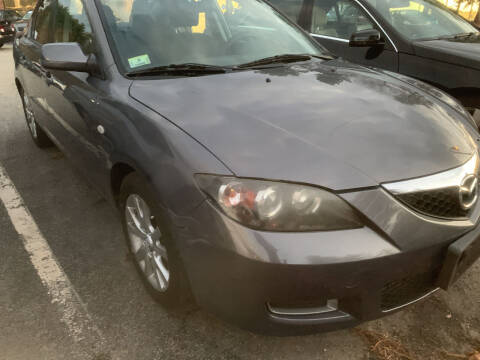 2008 Mazda MAZDA3 for sale at Official Auto Sales in Plaistow NH