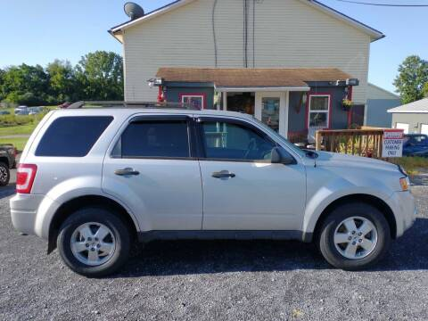 2012 Ford Escape for sale at PENWAY AUTOMOTIVE in Chambersburg PA