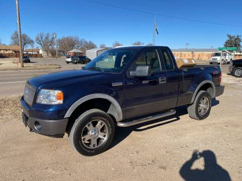 2006 Ford F-150 for sale at TNT Auto in Coldwater KS