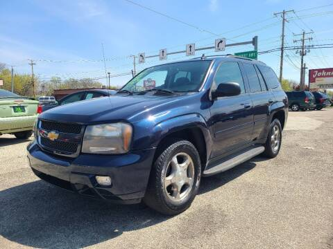 2008 Chevrolet TrailBlazer for sale at Johnny's Motor Cars in Toledo OH