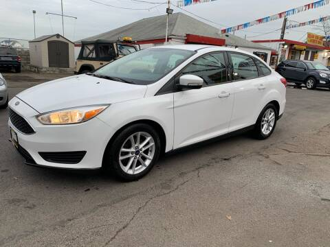2015 Ford Focus for sale at PELHAM USED CARS & AUTOMOTIVE CENTER in Bronx NY