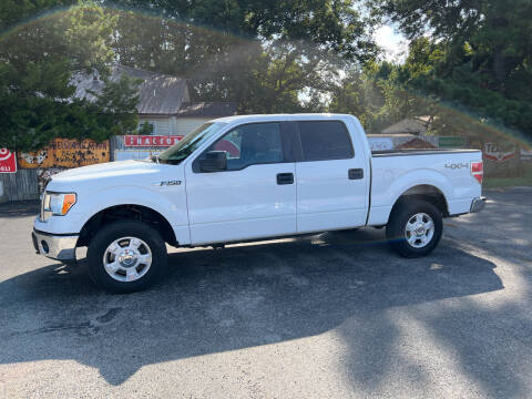 2013 Ford F-150 for sale at Towell & Sons Auto Sales in Manila AR