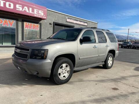 2007 Chevrolet Tahoe for sale at Auto Image Auto Sales in Pocatello ID