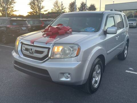 2011 Honda Pilot for sale at Charlotte Auto Group, Inc in Monroe NC