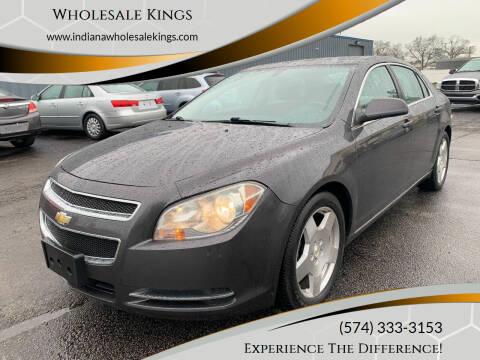 2010 Chevrolet Malibu for sale at Wholesale Kings in Elkhart IN