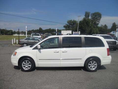 2010 Chrysler Town and Country for sale at All Cars and Trucks in Buena NJ