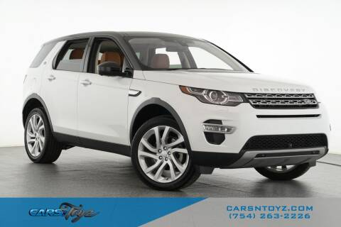2019 Land Rover Discovery Sport for sale at JumboAutoGroup.com - Carsntoyz.com in Hollywood FL