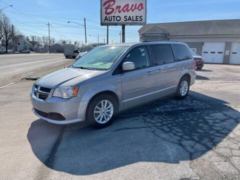 2014 Dodge Grand Caravan for sale at Bravo Auto Sales in Whitesboro NY