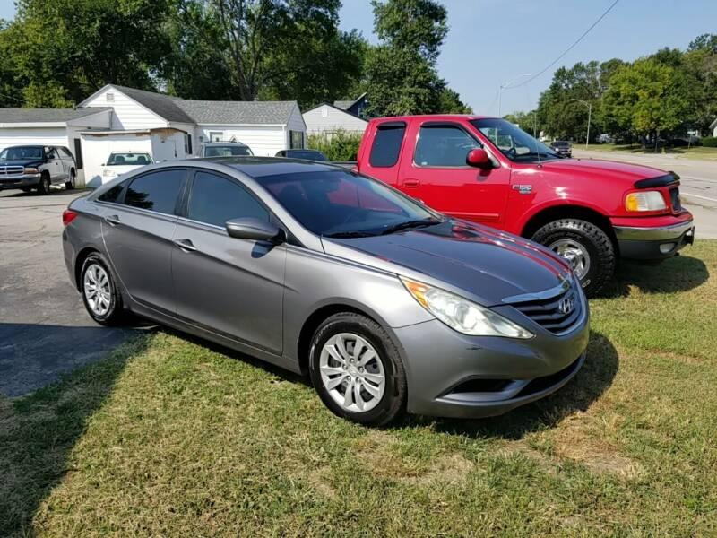 2013 Hyundai Sonata for sale at Bakers Car Corral in Sedalia MO
