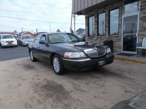 2005 Lincoln Town Car for sale at Preferred Motor Cars of New Jersey in Keyport NJ