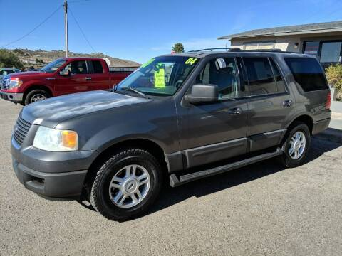 2004 Ford Expedition for sale at Hilltop Motors in Globe AZ