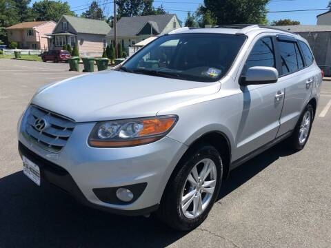2010 Hyundai Santa Fe for sale at EZ Auto Sales , Inc in Edison NJ