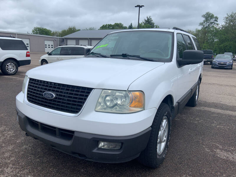 2006 Ford Expedition for sale at Blake Hollenbeck Auto Sales in Greenville MI