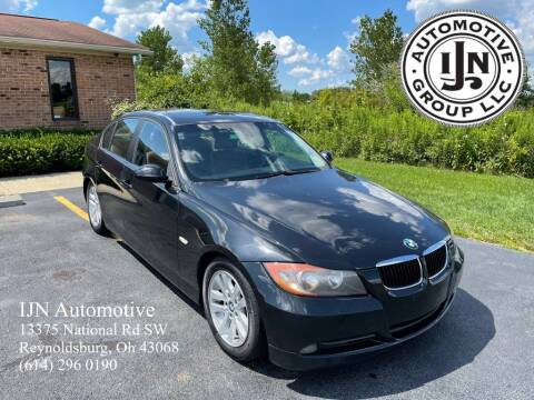2006 BMW 3 Series for sale at IJN Automotive Group LLC in Reynoldsburg OH