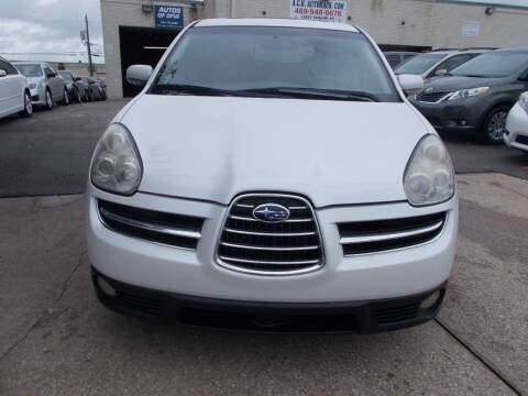 2006 Subaru B9 Tribeca for sale at ACH AutoHaus in Dallas TX