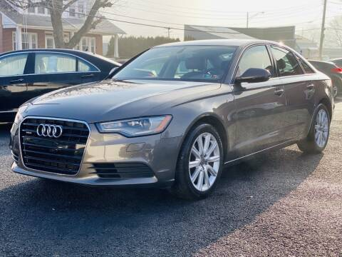 2013 Audi A6 for sale at HD Auto Sales Corp. in Reading PA