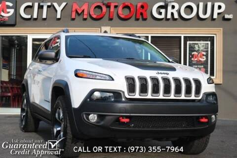 2014 Jeep Cherokee for sale at City Motor Group, Inc. in Wanaque NJ
