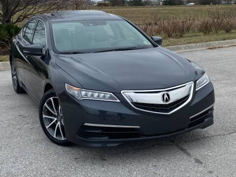 2015 Acura TLX for sale at Big O Auto LLC in Omaha NE