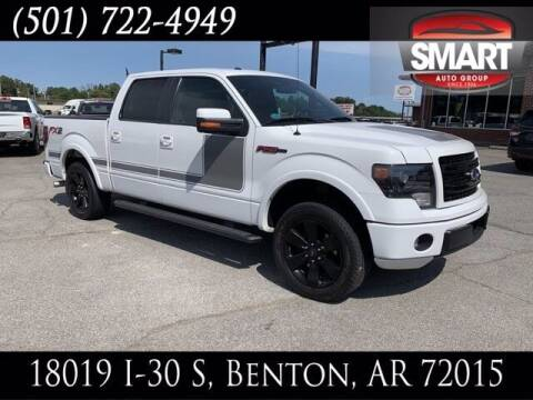 2013 Ford F-150 for sale at Smart Auto Sales of Benton in Benton AR