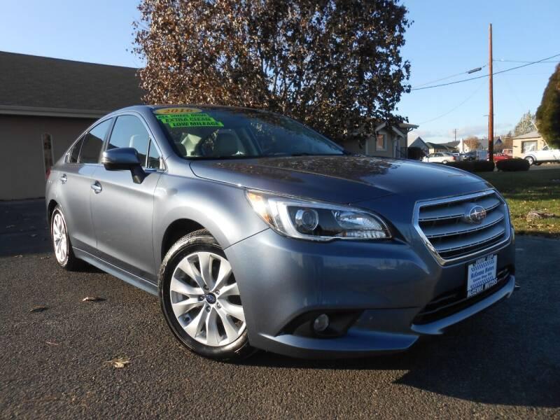 2016 Subaru Legacy for sale at McKenna Motors in Union Gap WA
