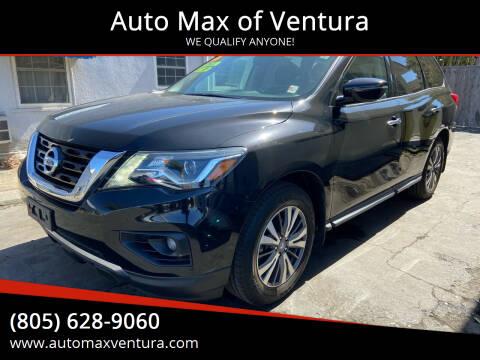 2017 Nissan Pathfinder for sale at Auto Max of Ventura - Automax 3 in Ventura CA