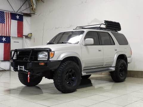 1998 Toyota 4Runner for sale at ROADSTERS AUTO in Houston TX